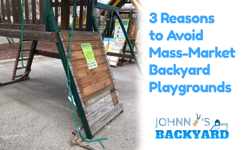 Mass-Market Playgrounds